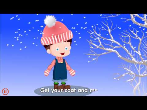 What Is The Weather Like Today? - English Songs For Kids