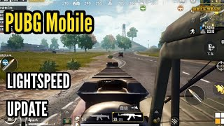 New Upcoming Beta iOS Android | PUBG Mobile Lightspeed and Quantum | Lean and Shooting from Cars!