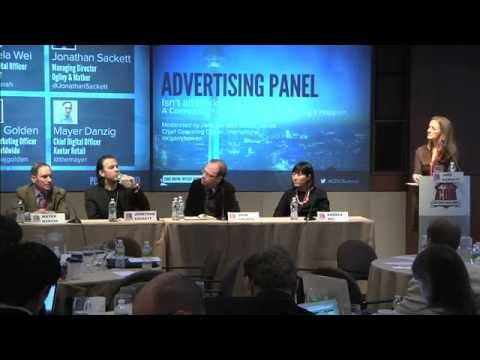 Chief Digital Officer Summit 2013 Advertising Agency Panel