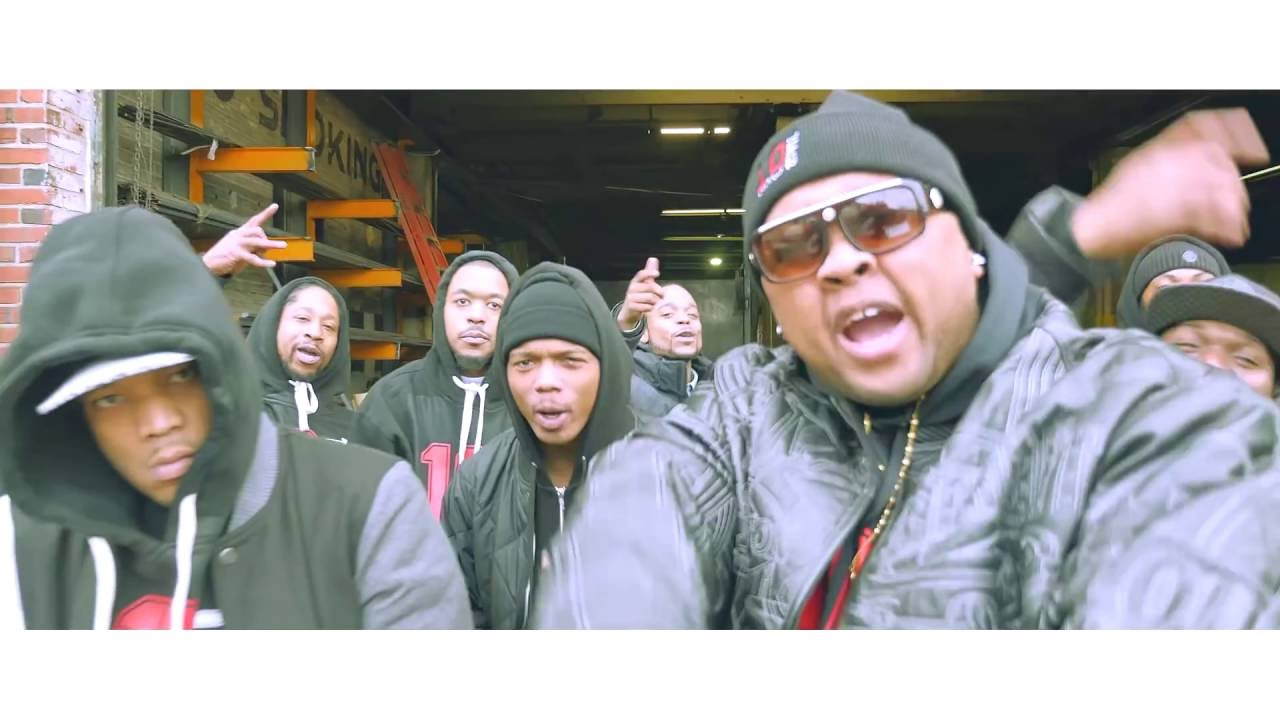 100 Proof - Black Timbs & Black Hoodies - feat. Styles P & 1st Class