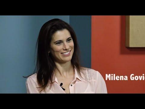 Milena Govich. MyBGBStory