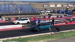Gambar cover K20 Civic 1/4 mile pass and Street racing in Mexico