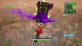 Jugando a fortnite en xbox One s