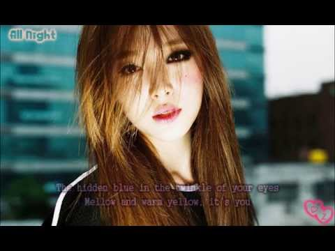 Sulli's Parts In All Songs (album 'Red Light') [eng Sub]