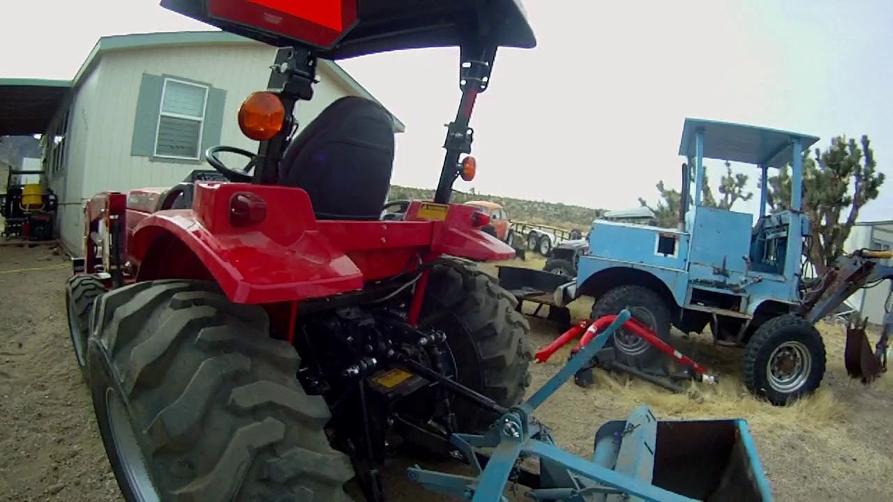 Mahindra 1526 HST Issues Brand new