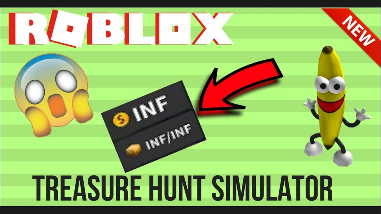 How To Hack In Roblox Treasure Hunt