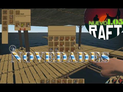 NUEVO RAFT 1.05 - LA AVENTURA CONTINUA EN HD