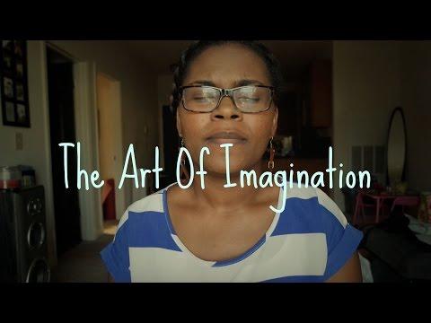 The Art of Imagination I @_apinspires