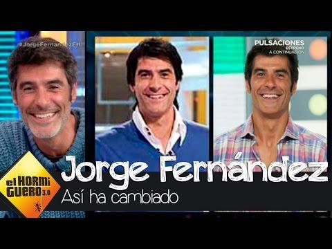Así han cambiado Jorge Fernández y Pablo Motos después de diez años - El hormiguero 3.0