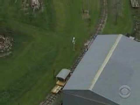 Assignment America: The Life-Size Toy Train Set (CBS News)