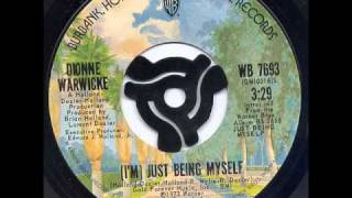 Dionne Warwicke - im just being myself