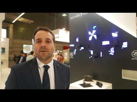 <p>Présentation de la Machine Addilan à l'occasion de la BIEMH 2018 par Alfredo Suárez, Gestionnaire de projets du service de fabrication avancée de TECNALIA (espagnol)</p>