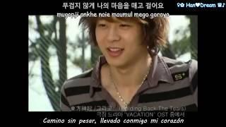 TVXQ! 동방신기- Holding back the years(그리고) [Sub Español/Hangul-…