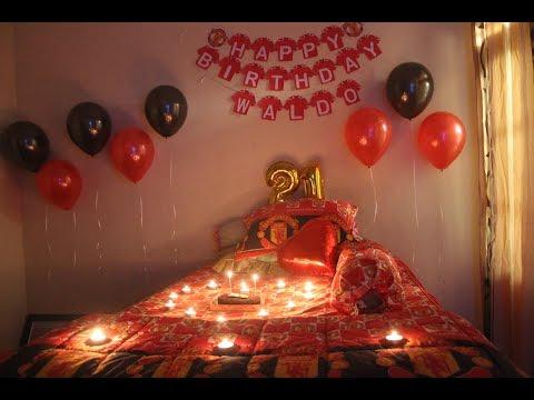 Surprising My Boyfriend For His Birthday
