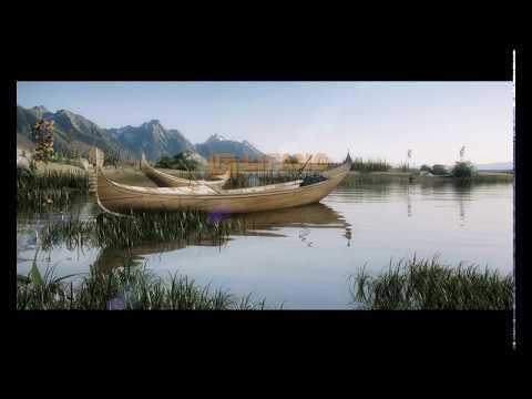 Landscape CGI show reel