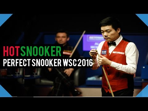 Perfect Snooker of World Snooker Championship 2016 - HotSnooker