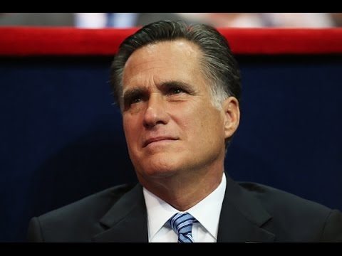 Mitt Romney Considering Third Party Run