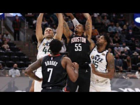 Houston Rockets vs Utah Jazz Full Game Highlights | May 8 | 2021 NBA Season