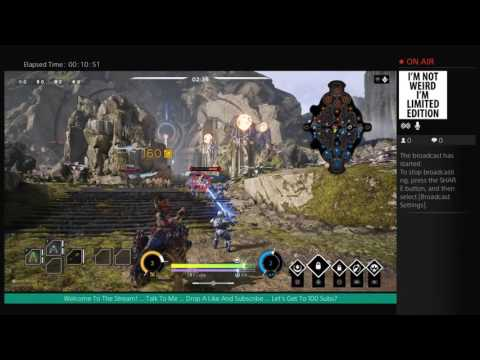 Paragon Livestream: Read Me My Rights