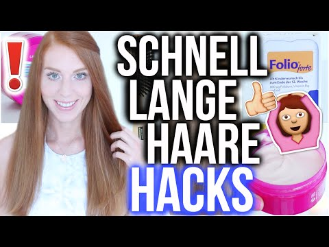 Haare Schneller Wachsen Lassen 6 Cm In 2 Monaten 6 Hair Hacks
