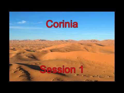 Corinia Session 1