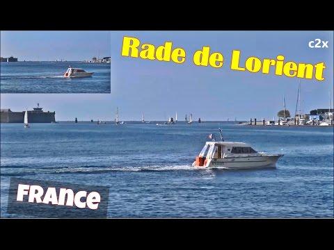 Kéroman ; Entre Port-Louis et Larmor-Plage ; Rade de Lorient ; Bretagne ; France