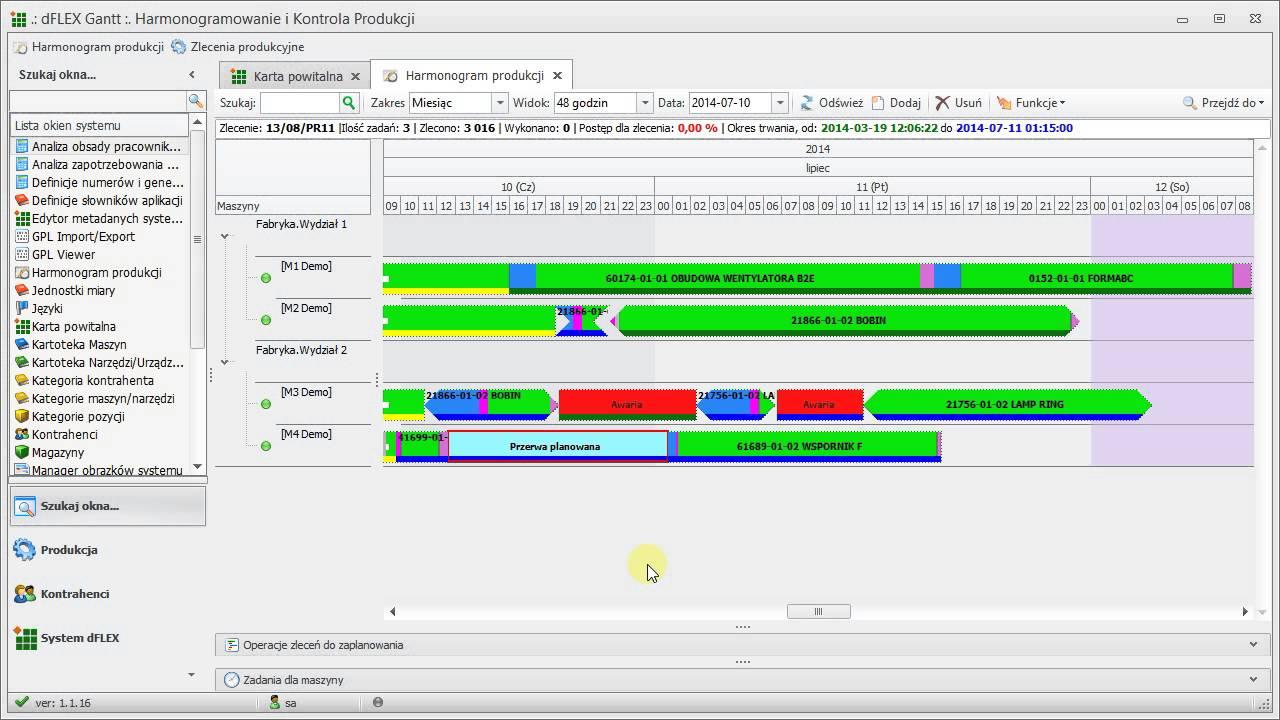 Interaktywny diagram gantta cz 3 w systemie dflex gantt youtube interaktywny diagram gantta cz 3 w systemie dflex gantt ccuart Choice Image