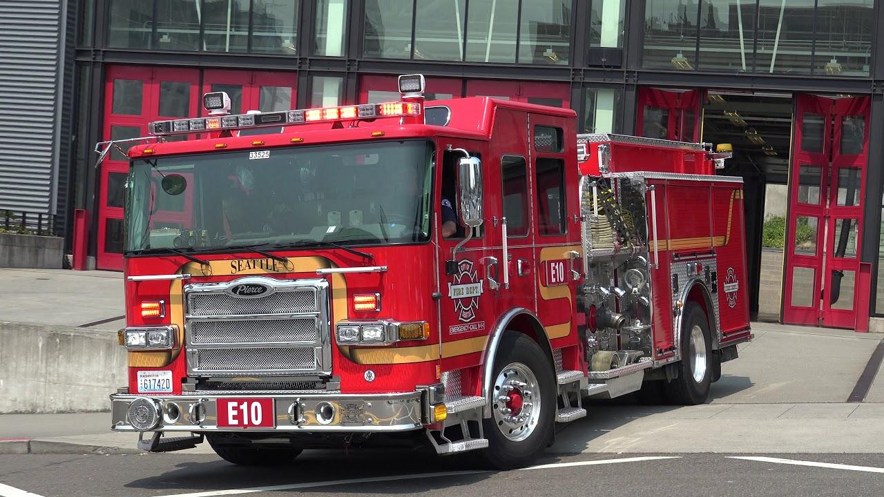 seattle firefighters