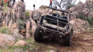 G.A.T.O.R. Greater Austin Toyota Off-Road at K2: 4Runner buggy on King of the Hill