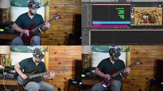 Rogers - Protest The Hero - From The Sky - (Instrumental Cover)