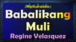 Watch Regine Velasquez Babalikang Muli video