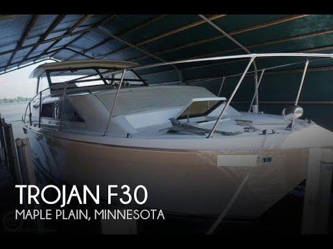 Bone Yard Boats -- 1971 Trojan F26 Hardtop