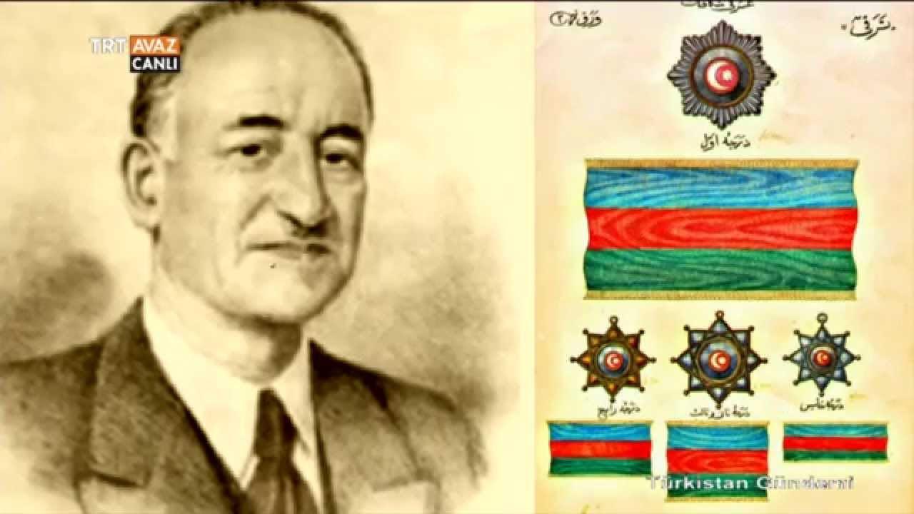 Mehmet Emin Resulzade - Adriyatik'ten Çin'e Tarih Yazanlar - TRT Avaz