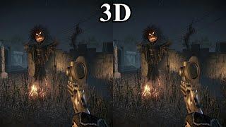 Warface 3D VR  видео для VR очков 3D SBS VR box google cardboard 2