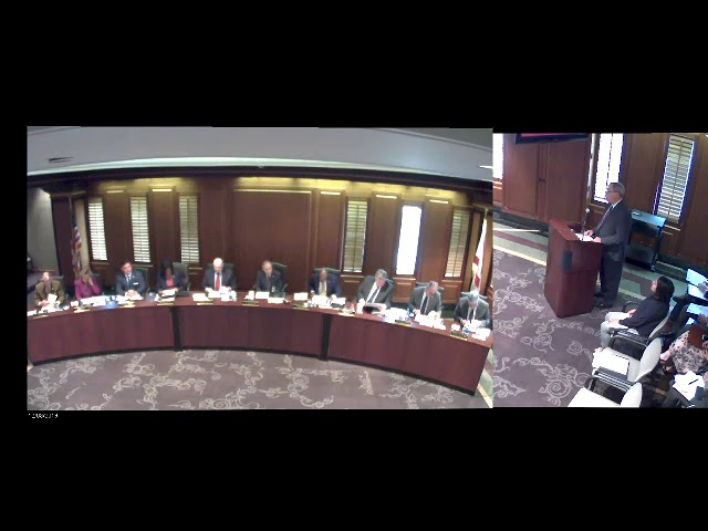 ACCS Board of Trustees Work Session 3-11-20