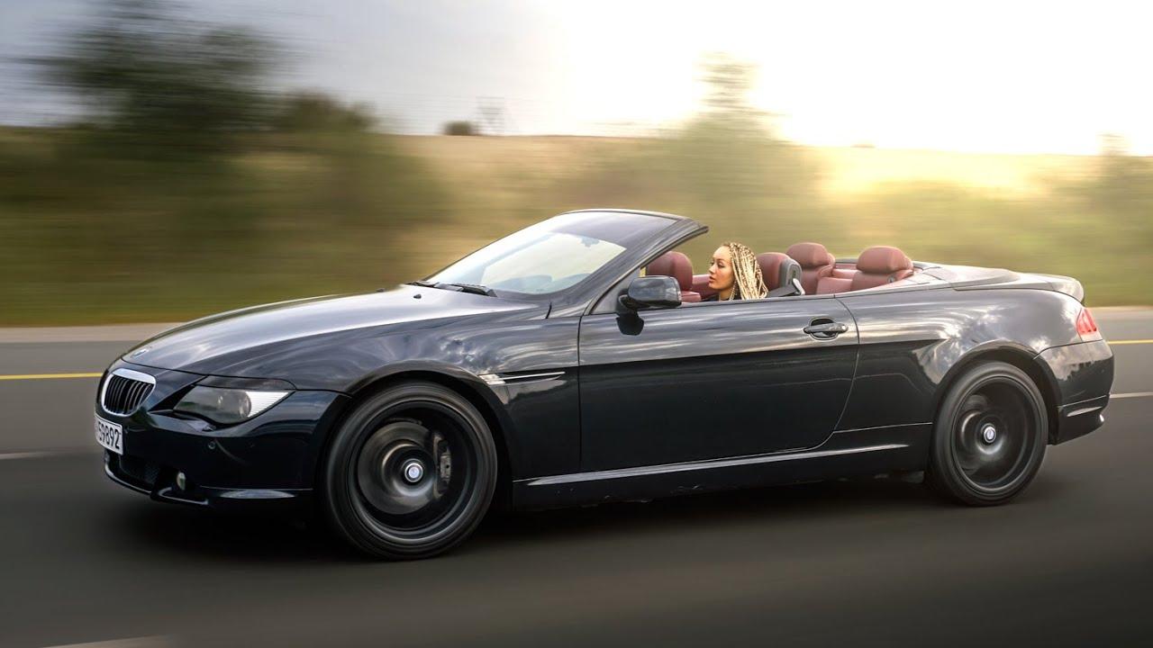 BMW CI W HP Juliana Grasman YouTube - Bmw 645 2005