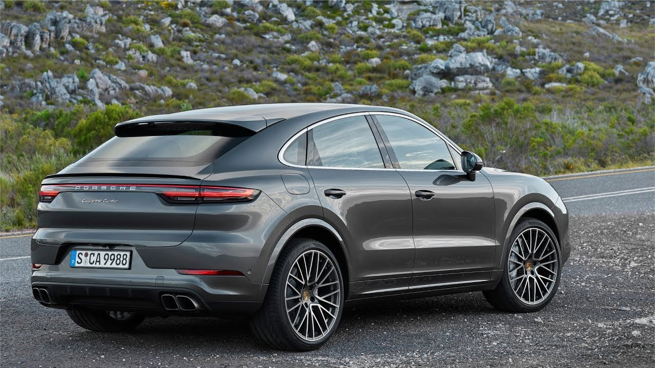 Porsche Cayenne Turbo Coupe (2020) price from $131,350