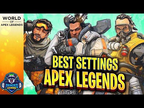 aceu Apex Legends Keybinds