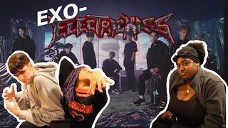 EXO Electric Kiss (Short Version) MV Reaction!