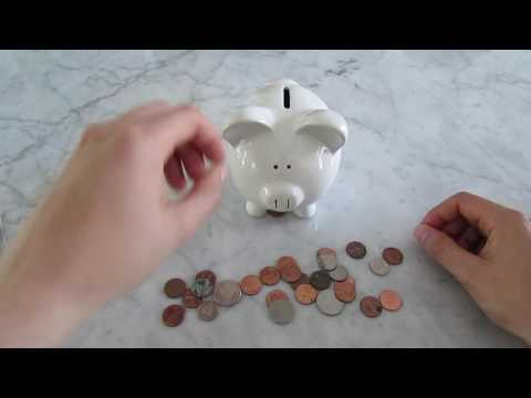 ASMR Piggy Bank ~Incredible Metallic Tapping~