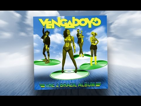 Vengaboys - The 2 Brazil Album 2015