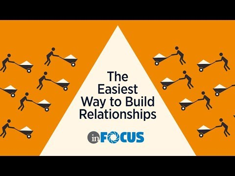 Ep 115 - IN Focus with Jay Abraham - The Easiest Way to Build Relationships