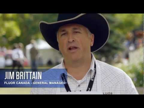 Fluor Cares: Volunteering At The Calgary Stampede Video