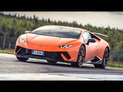 The Lamborghini Huracan Performante | Chris Harris Drives | Top Gear