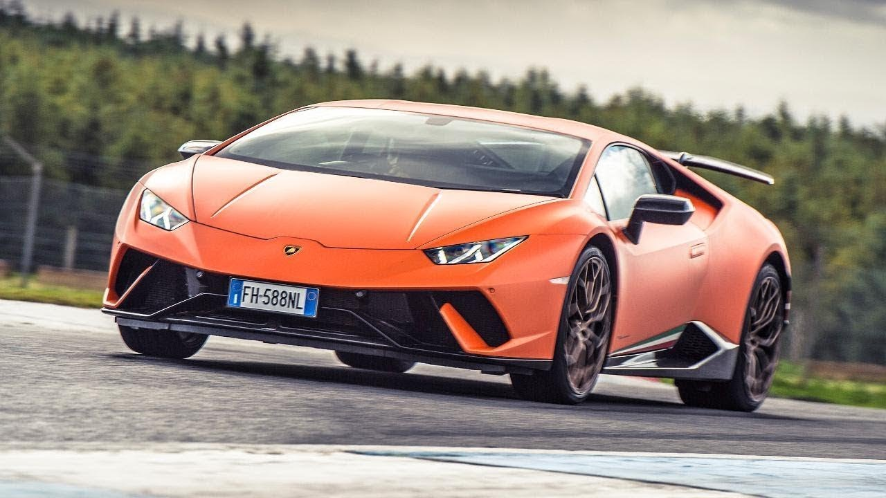 the lamborghini huracan performante | chris harris drives | top gear