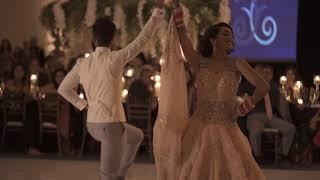 Deepi & Eeshan's First Dance -- Ballroom/Bhangra Fusion