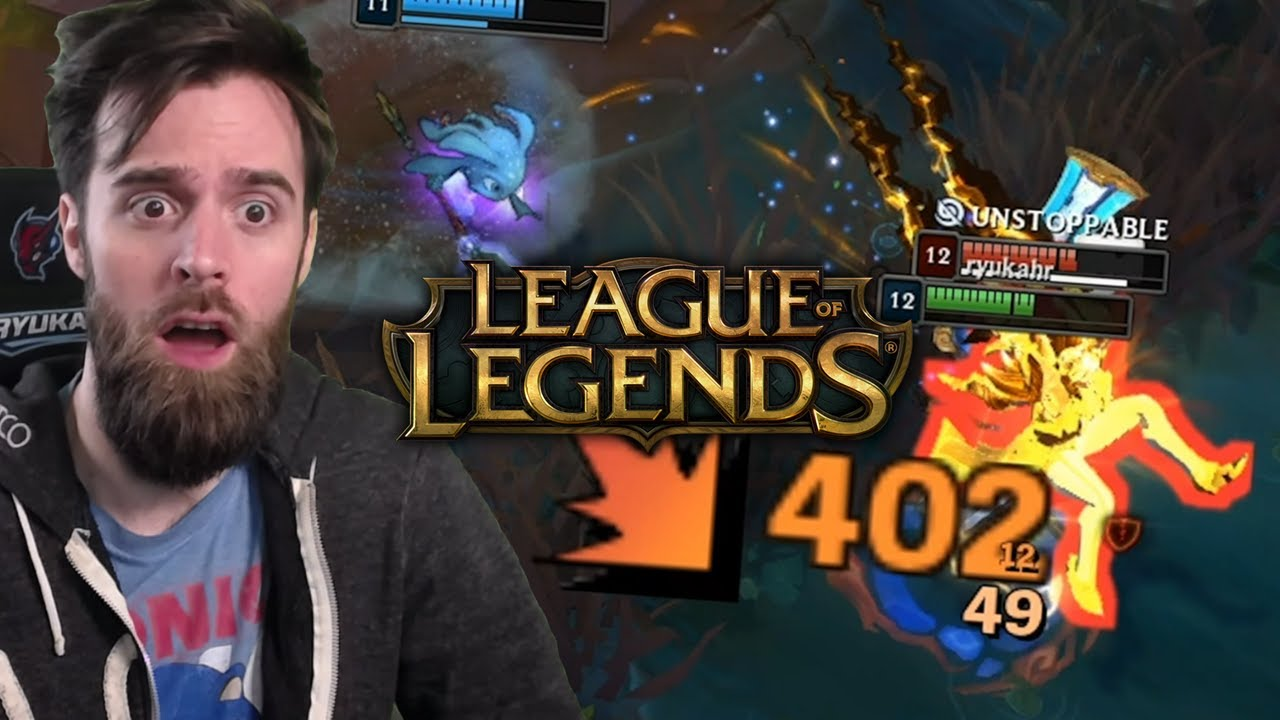I FINALLY Played League Of Legends! thumbnail