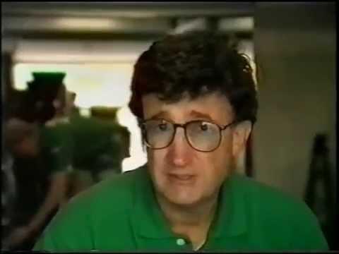 F1 Australian GP 1991 - Eddie Jordan interview