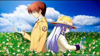 Repeat youtube video Angel Beats! ED Brave Song 中日字幕(完整版)