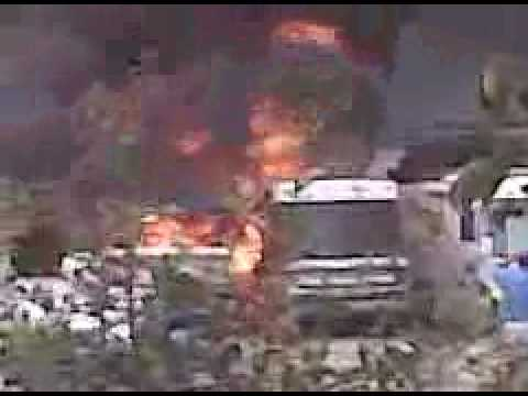 Pirate Land Campground Myrtle Beach Camper Fire 8 2 2010